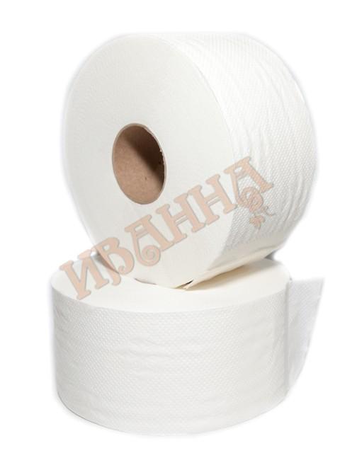 Бумага туалетная 2слой/170м диаметр 5,9-6см/ширина рулона 9,5см/плотность 16гр/уп.12 С191