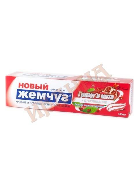 з/п НЖ Гранат и мята+отбел. 100мл/40